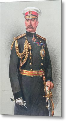 Viscount Kitchener Of Khartoum Metal Print