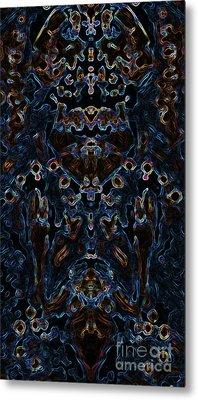 Visionary 3 Metal Print
