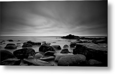 Metal Print featuring the photograph Visions Of Time IIi by Ryan Weddle