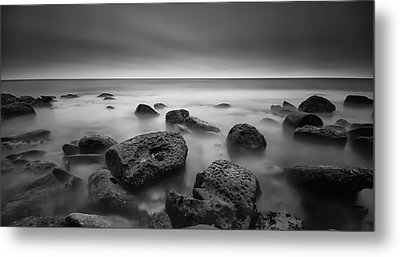 Metal Print featuring the photograph Visions Of Time Iv by Ryan Weddle