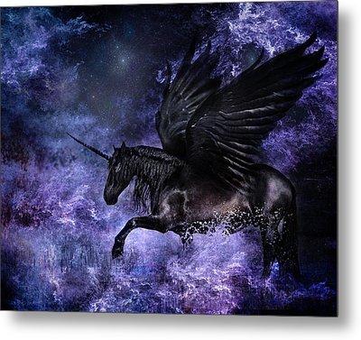 Vivid Dream Metal Print by Pamela Hagedoorn