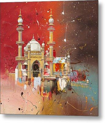 Vizhinjam Mosque Metal Print by Corporate Art Task Force