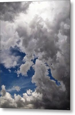Voices In The Sky Metal Print by Glenn McCarthy Art and Photography