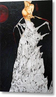 Void Metal Print by Alexandra Louie