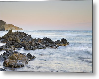 Volcanic Rocks Metal Print by Guido Montanes Castillo