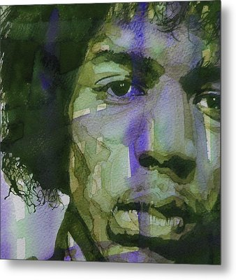 Voodoo Child Metal Print by Paul Lovering
