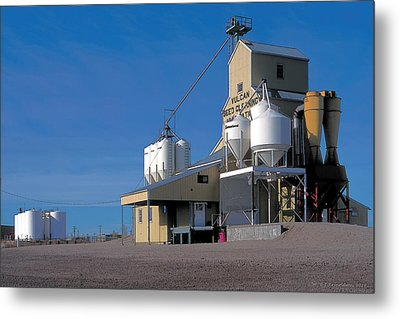 Vulcan 2 Metal Print by Terry Reynoldson