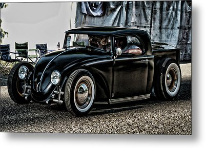 Vw Bug Metal Print