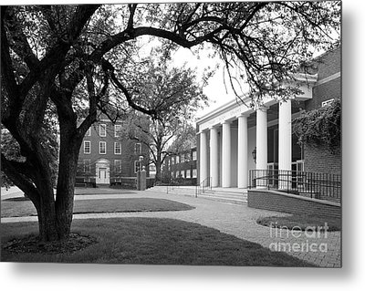 Wabash College Sparks Center Metal Print by University Icons