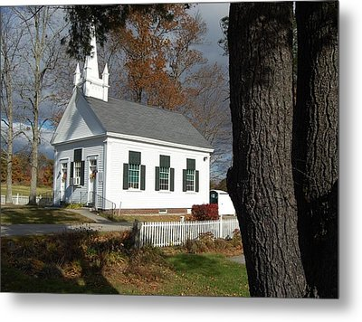 Metal Print featuring the photograph Walnut Grove by Mim White