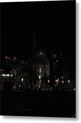 Walt Disney World Resort - Epcot - 121222 Metal Print by DC Photographer