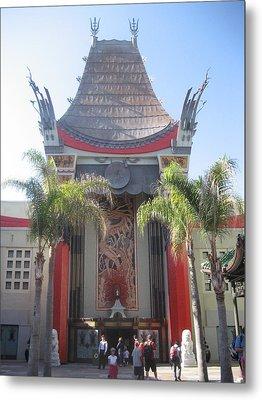 Walt Disney World Resort - Hollywood Studios - 121226 Metal Print by DC Photographer