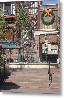 Walt Disney World Resort - Hollywood Studios - 121231 Metal Print by DC Photographer