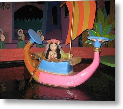 Walt Disney World Resort - Magic Kingdom - 1212114 Metal Print by DC Photographer