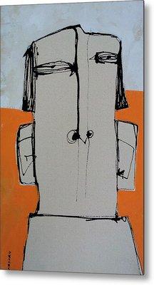 Wanderer No. 14 Metal Print by Mark M  Mellon