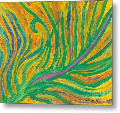 Wanting To Fly Metal Print by Denise Hoag