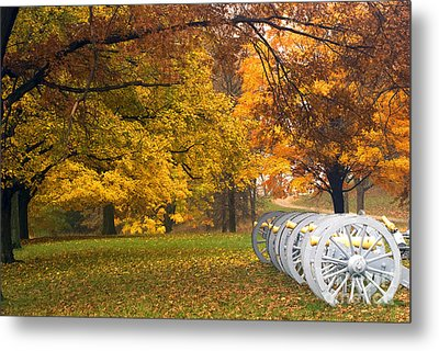War And Peace Metal Print by Paul W Faust -  Impressions of Light