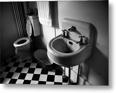 Wash Hands  Metal Print by Jerry Cordeiro