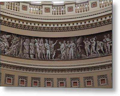 Washington Dc - Us Capitol - 011319 Metal Print by DC Photographer