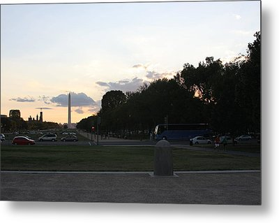 Washington Dc - Washington Monument - 01133 Metal Print