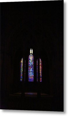 Washington National Cathedral - Washington Dc - 011334 Metal Print by DC Photographer