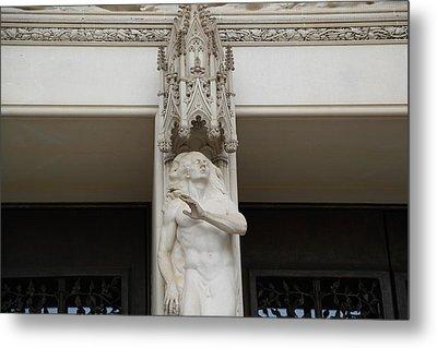 Washington National Cathedral - Washington Dc - 011344 Metal Print by DC Photographer