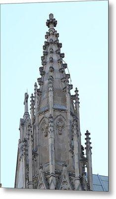 Washington National Cathedral - Washington Dc - 01135 Metal Print