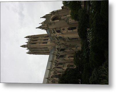 Washington National Cathedral - Washington Dc - 011351 Metal Print by DC Photographer