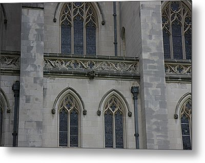 Washington National Cathedral - Washington Dc - 011358 Metal Print by DC Photographer