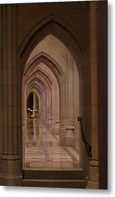 Washington National Cathedral - Washington Dc - 01136 Metal Print by DC Photographer
