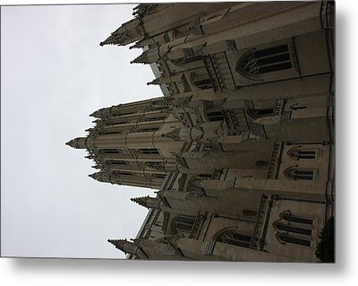 Washington National Cathedral - Washington Dc - 011368 Metal Print by DC Photographer
