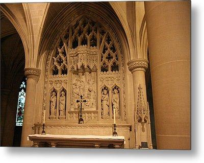 Washington National Cathedral - Washington Dc - 011373 Metal Print