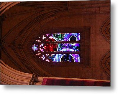 Washington National Cathedral - Washington Dc - 011380 Metal Print