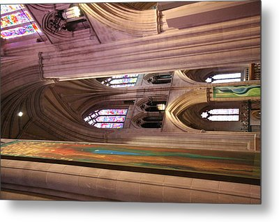 Washington National Cathedral - Washington Dc - 011382 Metal Print by DC Photographer