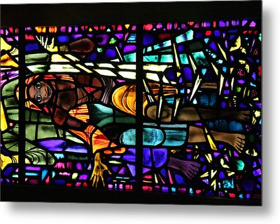 Washington National Cathedral - Washington Dc - 011388 Metal Print by DC Photographer