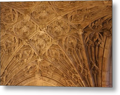 Washington National Cathedral - Washington Dc - 011392 Metal Print by DC Photographer