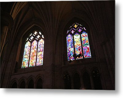 Washington National Cathedral - Washington Dc - 011394 Metal Print by DC Photographer
