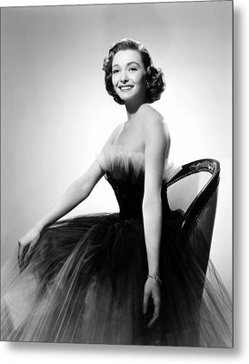 Washington Story, Patricia Neal Metal Print