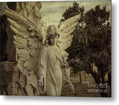 Watch Over Me Metal Print
