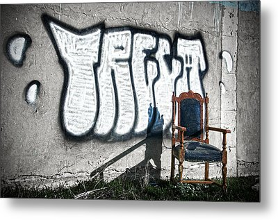 Watch The Throne Metal Print by RicardMN Photography