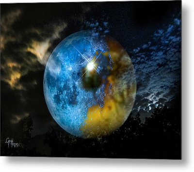 Metal Print featuring the photograph Watching Over Us by Glenn Feron