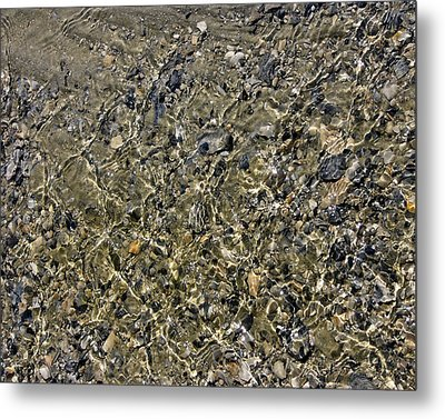 Metal Print featuring the photograph Water Is Life by Rhonda McDougall