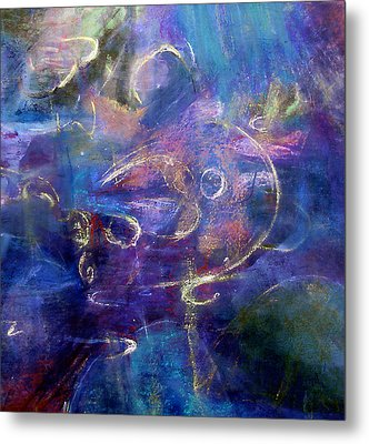 Water Metal Print by Tolere