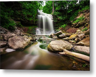 Waterdown Falls - 01 Metal Print