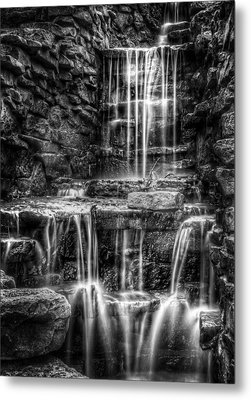 Waterfall Metal Print by Scott Norris