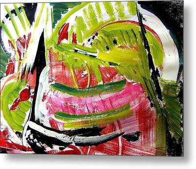 'watermelon' Metal Print by Carol Skinner