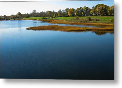 Metal Print featuring the photograph Water's Memories by Glenn DiPaola