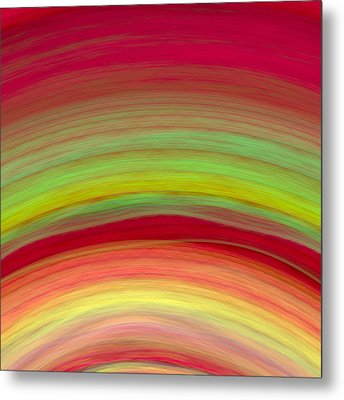 Wave-04 Metal Print by RochVanh
