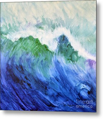 Wave Dream Metal Print