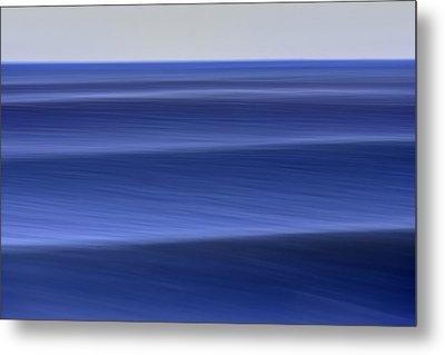 Waves Approaching  C6j8218 Metal Print